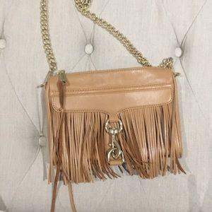 Rebecca Minkoff Fringe mini M.A.C. Crossbody bag